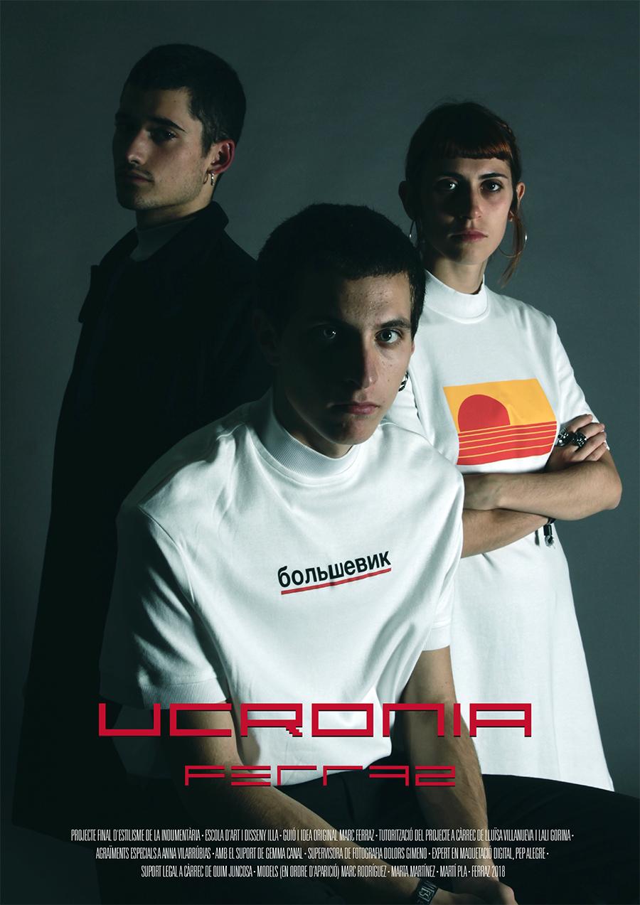 Imatge de marca - Ucronia - Marc Ferraz